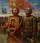 moskvitin-filipp-aleksandrovich-grazhdanin-kuzma-minin-i-knyaz-dmitrij-pozharskij-1612god-2009g